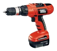 Black&Decker HP126F2R