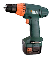 Black&Decker CD12CBK
