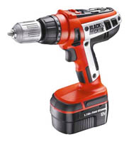 Black&Decker HP126F3B